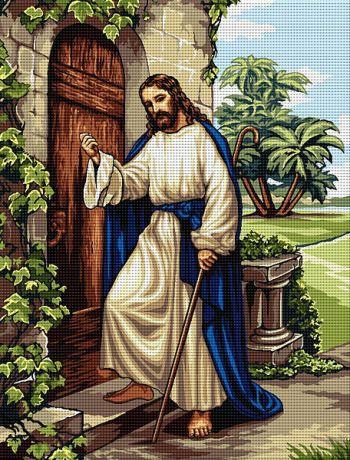 Isus la ușa ta