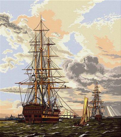 Vapoare în marea Asow
