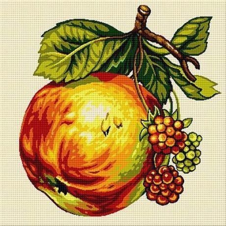 Mure și măr