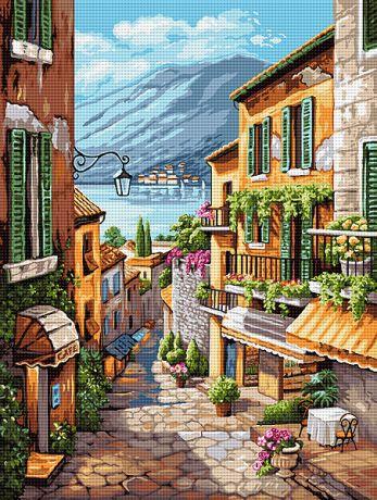 Străduță italiană