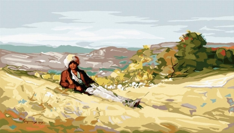 Ciobănaş pe valea Doftanei