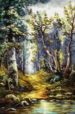 În pădure