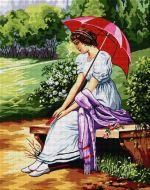 Odihnă în grădină