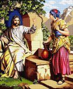 Isus și femeia samariteancă