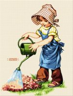 Micuţa grădinăreasă