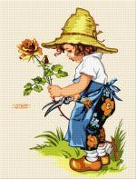 Trandafirul copilăriei
