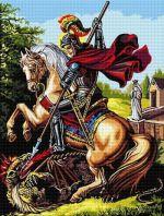 Sfântul Gheorghe și balaurul