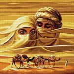 Poveste din deșert