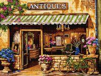 Magazinul de antichități