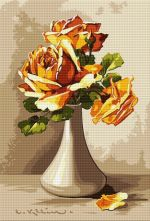 Trandafiri portocalii