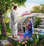 Isus şi Maria Magdalena