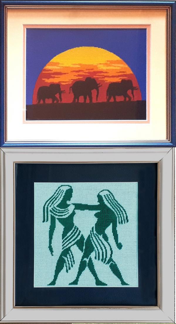 Caravana elefantilor si gemeni
