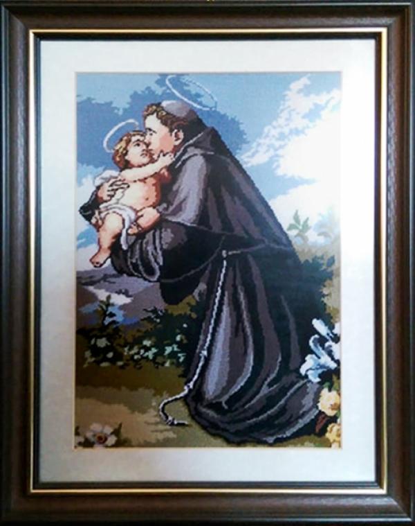 Goblen Sfântul Anton de Padova