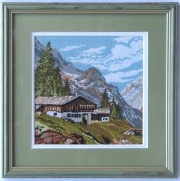 Cabana in Alpi