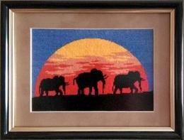Caravana elefantilor
