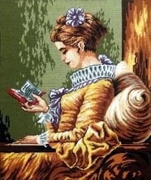 Doamna care citeste