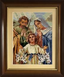 Icoana Sfanta familie