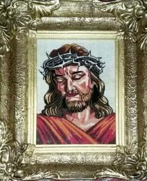 Iisus cu coroana de spini