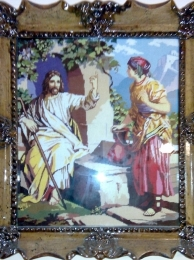 Isus si femeia samariteanca