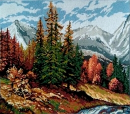 Peisaj de munte